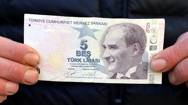 5 lirayı karşılık 50 bin lira istiyor