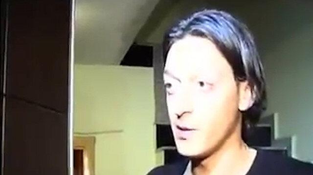 Mesut Özil 2011 yılında memleketi Zonguldak'a gelip amcasını ve yeğenlerini ziyaret etmişti