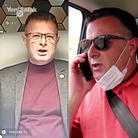 Telefonda hayali muhtarla görüşen CHPli Başkan Öküzcüoğlu: Rantı kestiğim için saldırıyorlar benim iyi oyuncu olmadığımı söylüyorlar