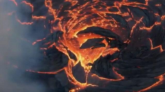 Hawaii'de Kilauea Yanardağı lav püskürtmeye başladı