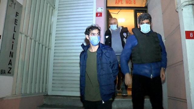 Boğaziçi Üniversitesi'ndeki olaylarda polise mukavemet gösterenlere operasyon