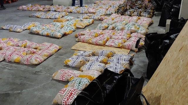 Ukrayna'nın en büyük uyuşturucu operasyonunda 4 Türk yakalandı