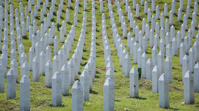 Çeyrek asır geçmesine rağmen Bosna'daki savaşta ölen 7 bin 571 kişi hala bulunamadı