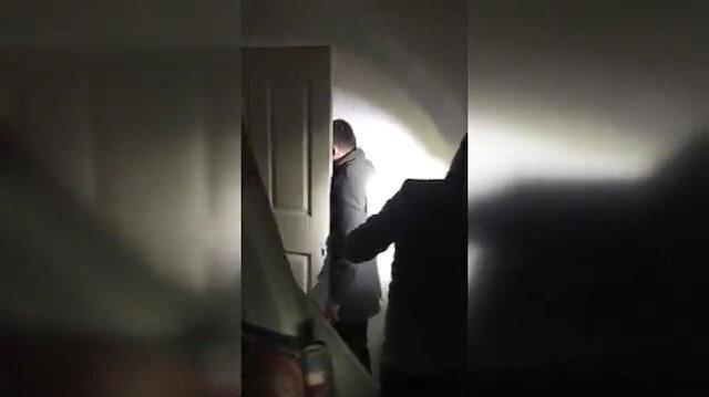 Esenyurt'ta kumar baskını: Kapı arkasında saklanırken yakalandılar