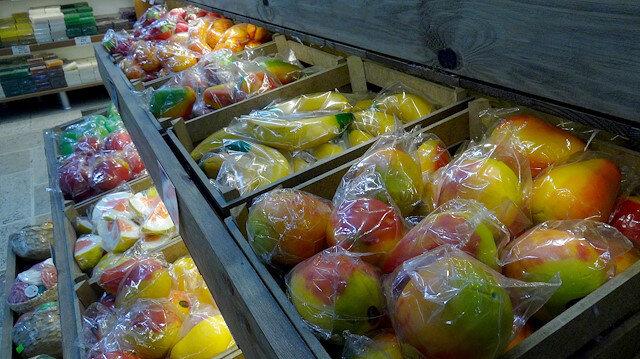 Asırlık meyve sabunu dünyaya ihraç ediliyor