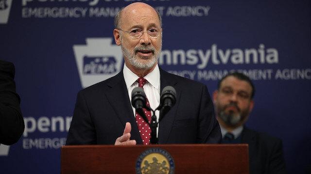 Pensilvanya Valisi Wolf: Washington'da yaşananlar bir darbe girişimi!