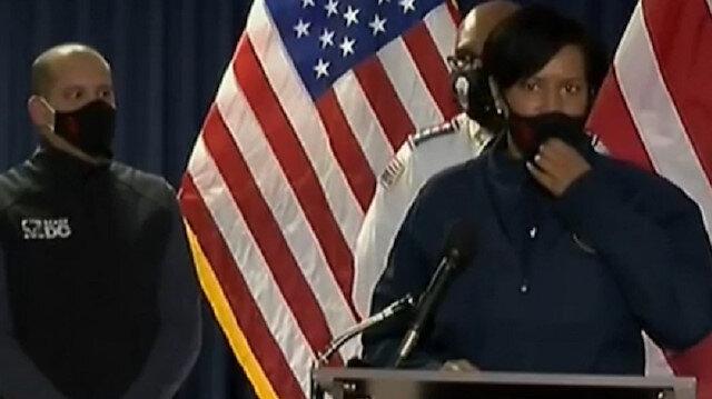 Washington DC polis şefinden son dakika açıklaması: Polis müdahale edecek