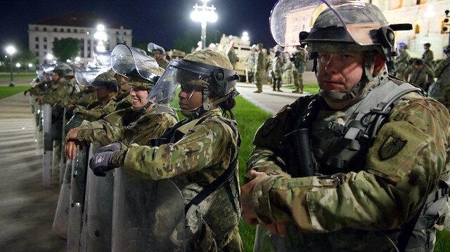 ABD Savunma Bakan Vekili Miller: Ulusal Muhafızların tamamı aktif hale getirildi