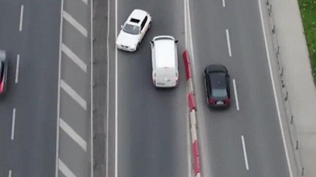 Vali Yerlikaya paylaştı emniyet cezayı kesti: Görünmez değilsiniz