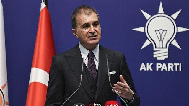 AK Parti'den ABD'deki olaylarla ilgili açıklama: Hukuku tanımayan eylemler meşru değildir