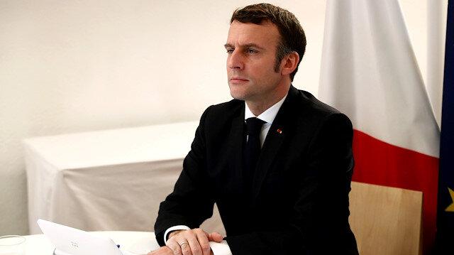 Macron sessiz kalmakla eleştirildiği ABD'deki olaylara ilişkin açıklama yaptı: Ortak mücadele demokrasiyi güçlü tutmak