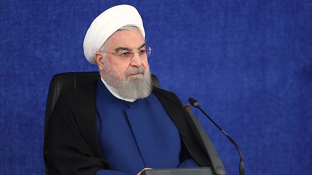 İran lideri Ruhani: ABD'de gördüklerimiz Batı demokrasisinin ne kadar zayıf olduğunu gösterdi