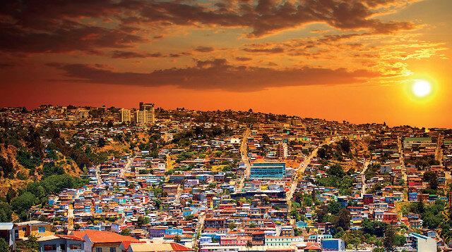 Kavganın ve hayatın tam ortası: Şili