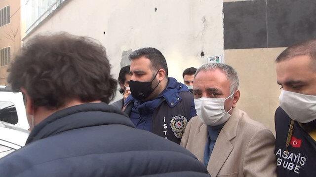 Esenler'deki kadın cinayeti: Apartmandan çıkarken görüntülere yakalandı