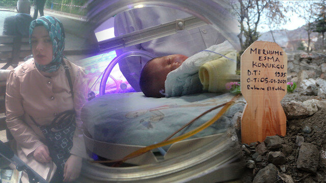Koronavirüs anneyle bebeğini doğum yaptıktan bir gün sonra ayırdı: Bebeğin sağlığı iyiye gidiyor