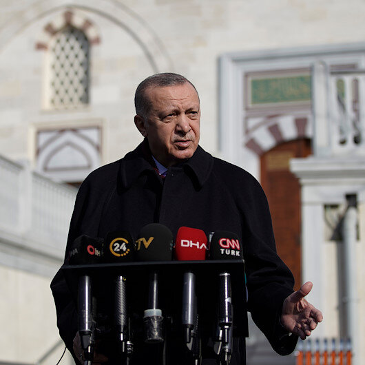 Cumhurbaşkanı Erdoğan Boğaziçi Üniversitesindeki provokasyona değindi: CHPnin İstanbul İl Başkanı orada, kendisi zaten DHKP-C militanıdır