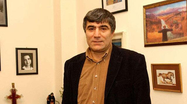 Hrant Dink davasında yeni gelişme: Okan Şimşek hakkında yakalama kararı