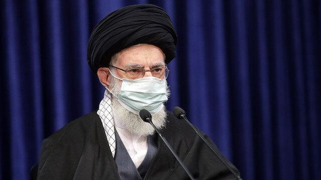İran lideri Hamaney, Amerikan ve İngiliz koronavirüs aşılarının ülkeye girişini yasakladı