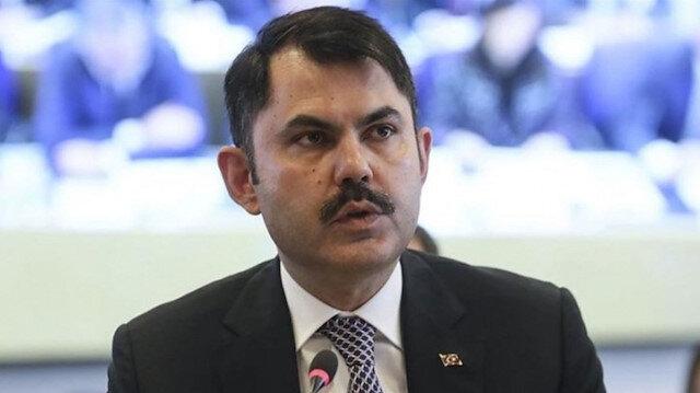 Çevre ve Şehircilik Bakanı Kurum'dan CHP'li Öztunç'a tepki: Birinin kulağını çekmek istiyorsan önce kendi kulağını çek