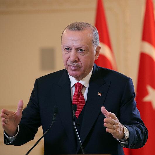 Cumhurbaşkanı Erdoğandan Boğaziçi Üniversitesi açıklaması: Fikir özgürlüğüyle ilgisi yok