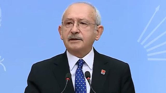 """Kılıçdaroğlu Cumhurbaşkanı Erdoğan için """"Sözde Cumhurbaşkanı"""" dedi"""