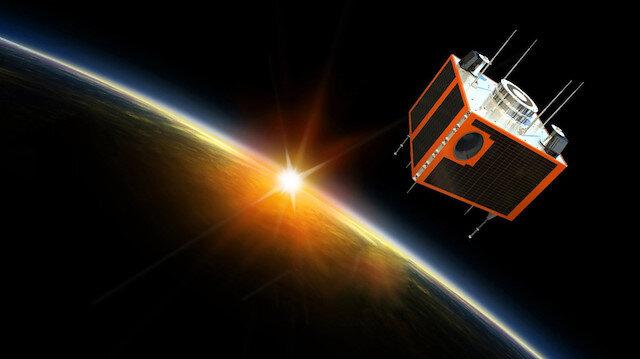Türkiye'de üretilen ilk gözlem uydusu RASAT Dünya'yı 50 bin kez turladı