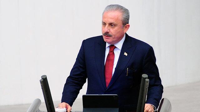 TBMM Başkanı Mustafa Şentop: Hükümet sistemine uygun bir iç tüzük yapılması lazım