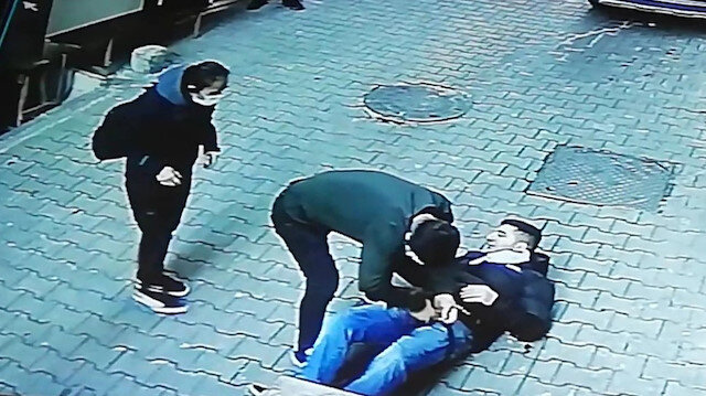İstanbul'da güpegündüz silahlı saldırı dehşeti