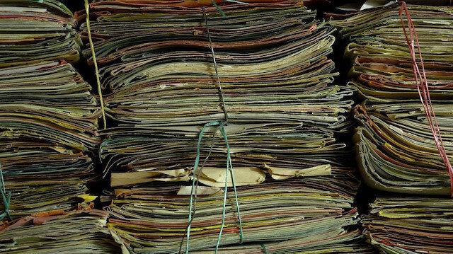 Saddam'ın arşivi