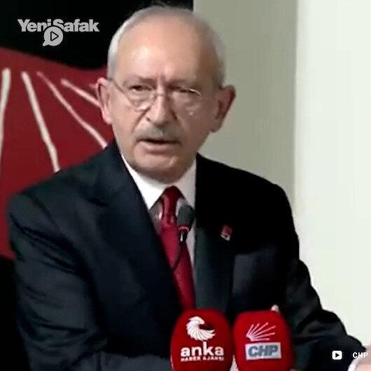 Kılıçdaroğlu: Sözde cumhurbaşkanı demeye devam edeceğim cumhurbaşkanı demek bile hakaret