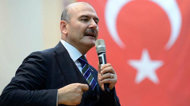 İçişleri Bakanı Soylu: Eren Operasyonları'na Tendürek'ten başladık