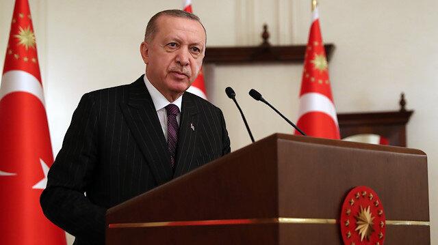 Cumhurbaşkanı Erdoğan AB'ye terörle mücadele dersi verdi