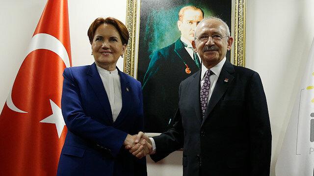 Kılıçdaroğlu'nun 'sözde avukatı' Akşener: Bütün bunları başlatan sayın Erdoğan'dır