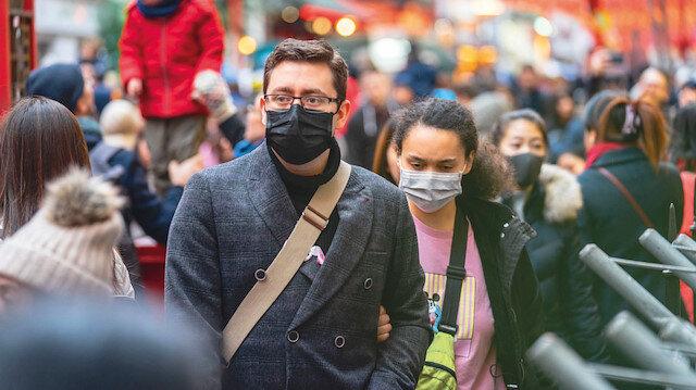 Sürü bağışıklığından sonra maskeler çıkacak