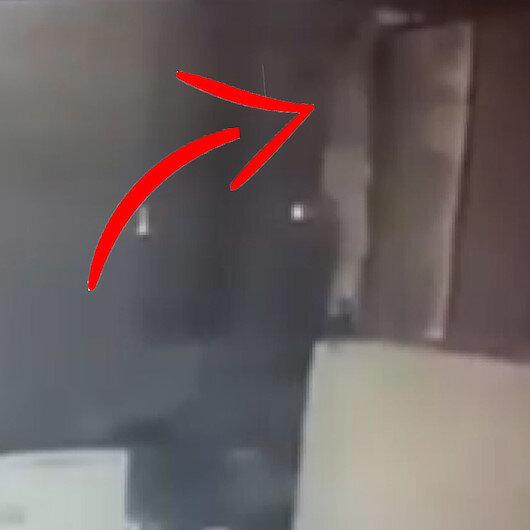 Mısırda idam cezasına çarptırılan üç kişi hapishaneden kaçtı: O anlar güvenlik kamerasında