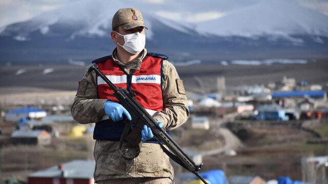 Kars'ta 3 köy karantinaya alındı: Giriş ve çıkışlar kapatıldı