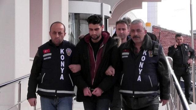 Kadir Şeker'in kurtardığı kadın eroinle yakalanıp tutuklanmadan önce bıçaklı kavgaya karışmış