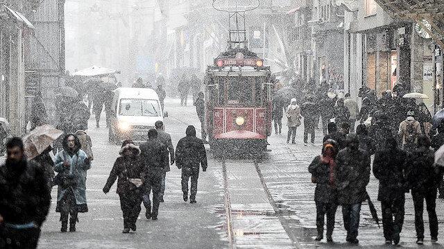 İstanbul'da ne zaman kar yağacak: Meteoroloji kar müjdesini verdi