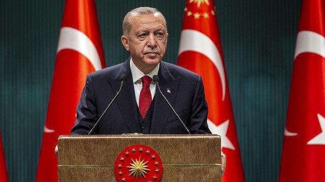 Cumhurbaşkanı Erdoğan'dan 'seçimle cumhurbaşkanı olunmaz' diyen Kılıçdaroğlu'na: Teröristlere arkadaş diyenlerin sözleri hükümsüzdür