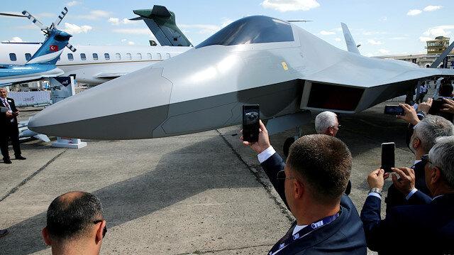 Milli savaş uçağında heyecanlandıran '3D' detayı