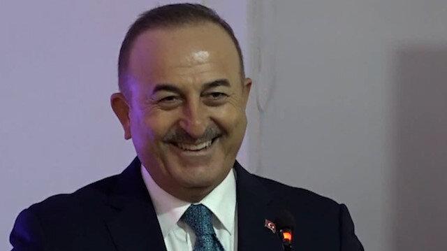Dışişleri Bakanı Çavuşoğlu'nun 'Diriliş' karantinası esprisi izleyenleri gülümsetti