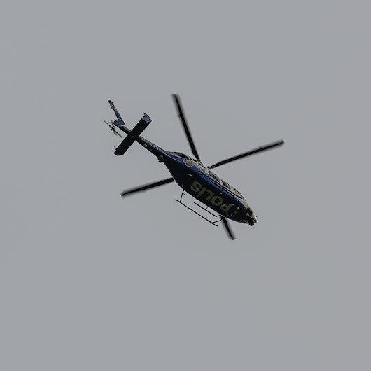 Beykozda helikopter düştüğü iddiası ekipleri alarma geçirdi