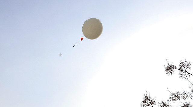 Türkiye'nin 9 ilinden her gün 2 defa gökyüzüne bırakılıyorlar