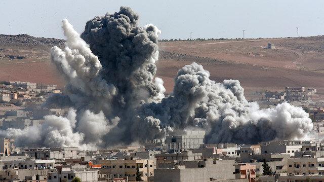 İsrail Suriye'deki İran destekli gruplara hava saldırısı düzenledi
