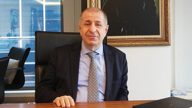 Ümit Özdağ'ın İYİ Parti'den ihracına ilişkin karar mahkemece iptal edildi