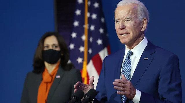 Joe Biden'dan ilk açıklama: Meclis Trump'ı sorumlu tutmak için oyunu kullandı
