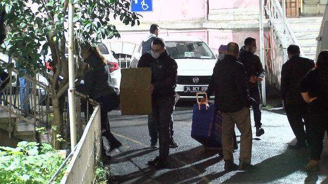 İstanbul'da aşılar hastanelere böyle dağıtıldı