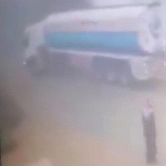 Mısır'da petrol tankeri patladı