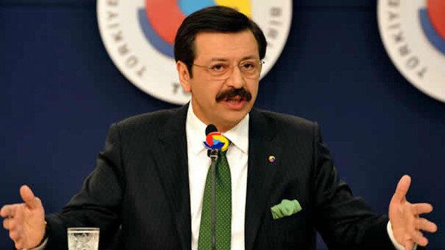 TOBB Başkanı Hisarcıklıoğlu'ndan bankalara yüksek faiz tepkisi!