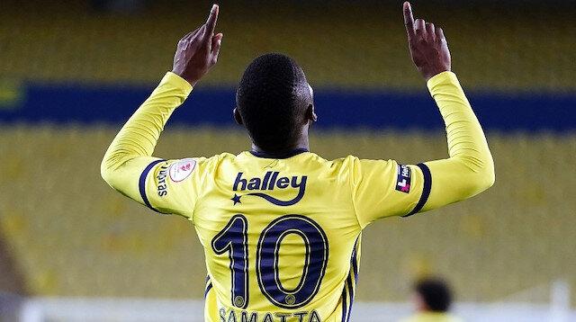 Fenerbahçe Kasımpaşa'yı Samatta'nın golüyle eledi